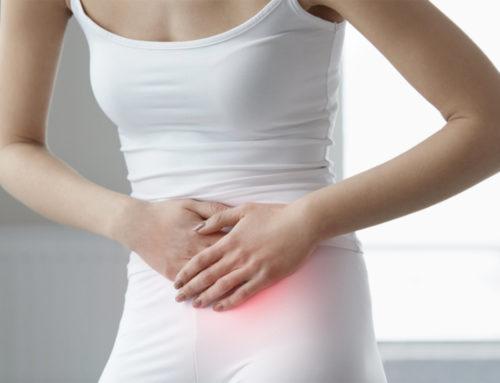 Blasen- oder Gebärmuttersenkung