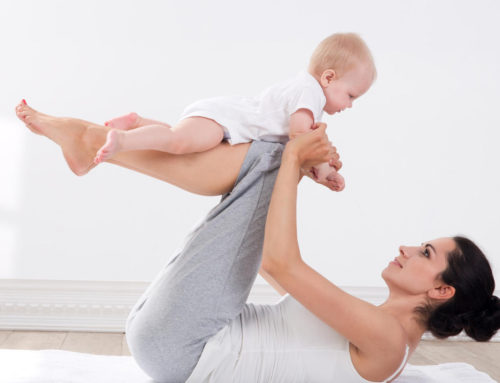 Rückbildung nach dem Kaiserschnitt – Deshalb ist es so wichtig!